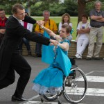 Tanec na voziku
