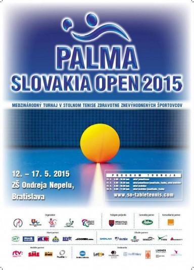 Slovakia Open 2015