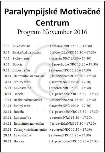 program-november-2016